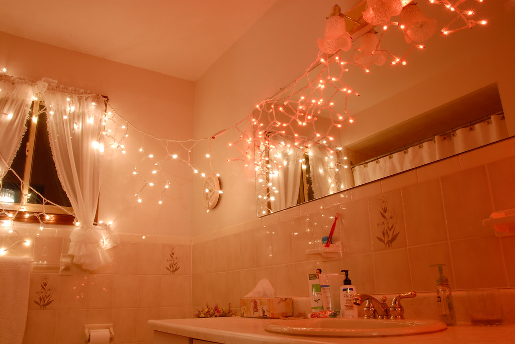 My Christmas Bathroom
