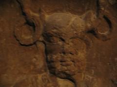 Ancient god (Jean-Marc Valladier) Tags: sculpture ancient god divinity antiquity minotaure platinumphoto anawesomeshot flickrdiamond