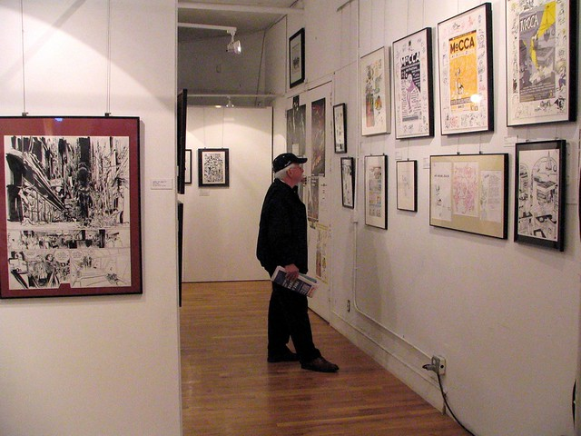 Museum of Comic and Cartoon Art