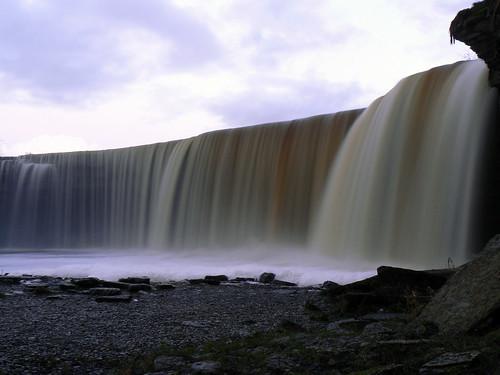 Jägala waterfall  part III