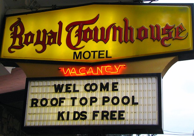 Royal Townhouse Motel