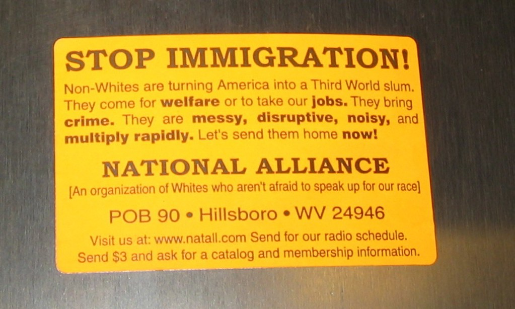 The World's Best Photos of immigration and sticker - Flickr