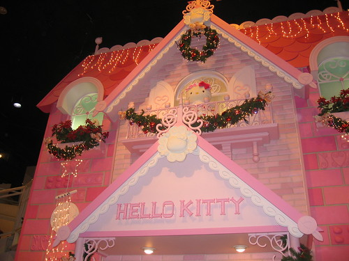 Hello Kitty's House