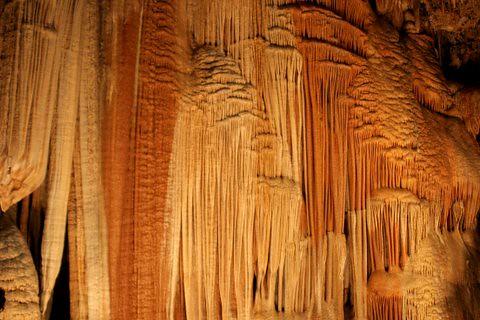 Stalactite formations, Meramec Caves, 10 Dec 2006 IMG_0602.JPG