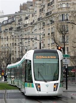 Paris light rail