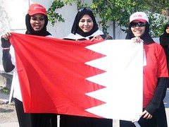 Beauty On Election Day (Ahmed Rabea) Tags: ladies girls girl beauty lady bahrain election hijab national council parlament supporters beatifull campagine