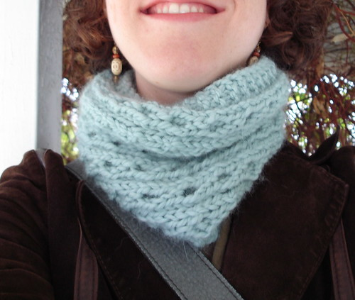 F Pea Free Pattern Friday Quickie Cowl