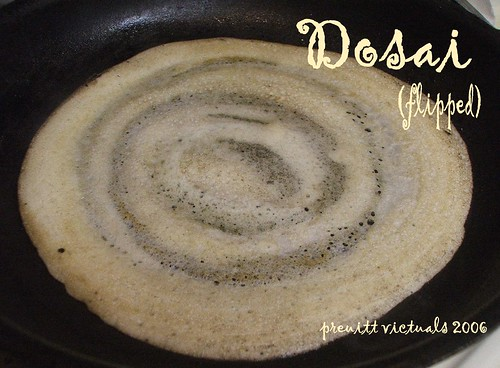 easy recipe dosai