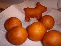 El buñuelo perro. diciembre 25. 2006