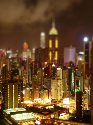 Little Hong Kong by wenzday01.