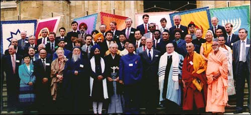 Summit on Religions and Conservation 1995