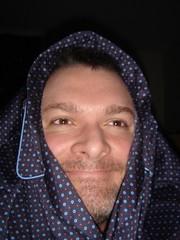 Me, happy in Pyjamas