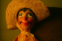 Sanchez (night_torn_mad) Tags: puppet sombrero marionette sanchez