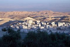 Israeliska bosättningar på Västbanken