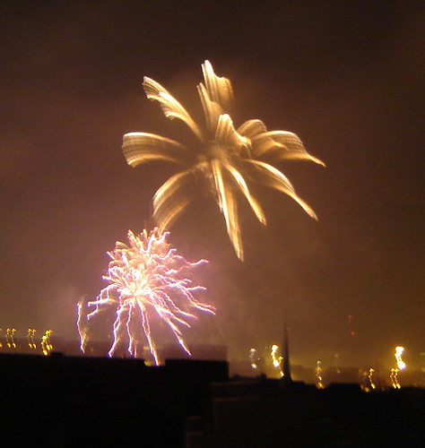 Happy New Year 2007 from Helsinki, Finland by Anna Amnell