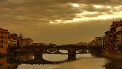 [ last day ] - from Ponte Vecchio - Florence - by CiuPix