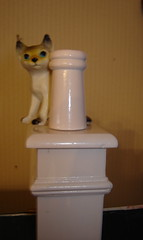 The chimney is too small for even a cat. (Anna Amnell) Tags: joulu dollshouse nukkekoti nukketalo