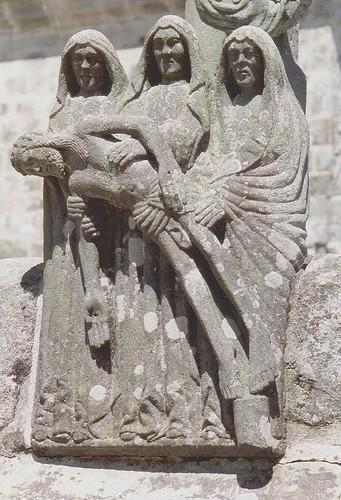 Brasparts. Notre- Dame-de-Pitié