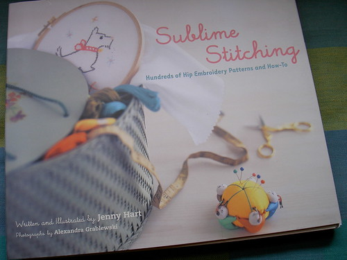 Sublime Stitching book