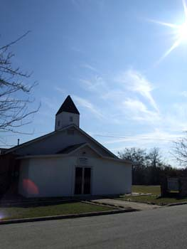 Sledge Chapel Missionary Baptist Church