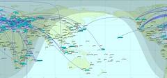 Maps of San Francisco Dusk Grayline
