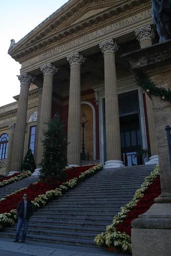 Teatro Massimo, Palermo