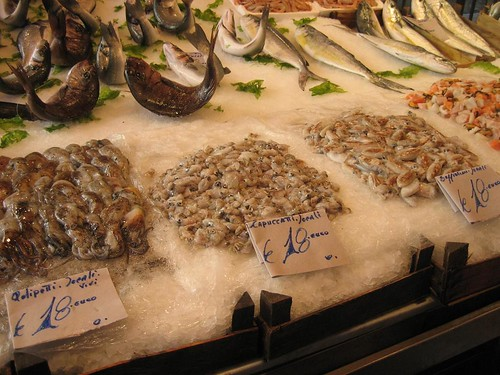 Fish and Squid, Mercato il Capo