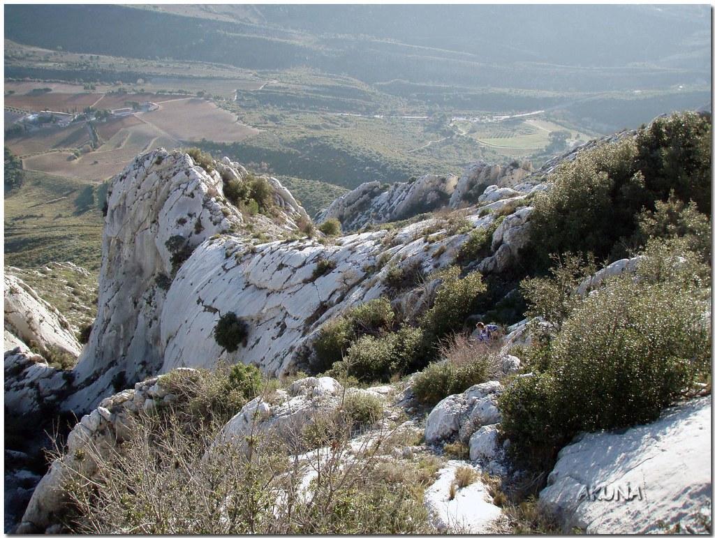 Trail OFF sainte victoire 2007 (136)reworked