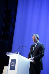 Tony Blair - World Economic Forum Annual Meeting Davos 2005