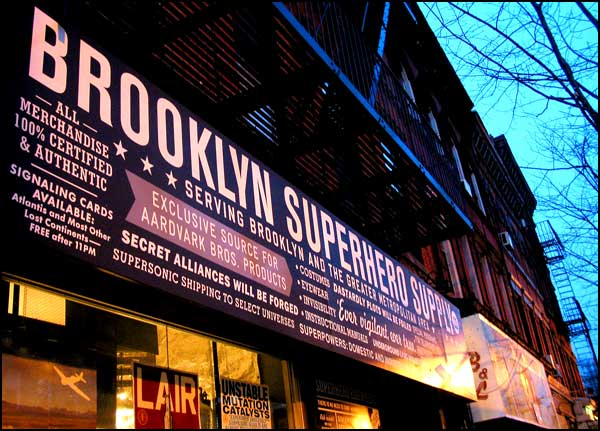 Brooklyn Superhero Supply