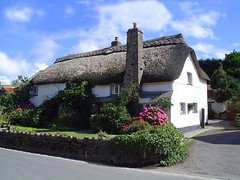Cottage at Croyde 2 (tad2106) Tags: travel vacation england holiday buildings seaside village cottage devon croyde croydebay chocolateboxcottage 7dayofshooting traditionalthursday tad2106 trudiedavidson