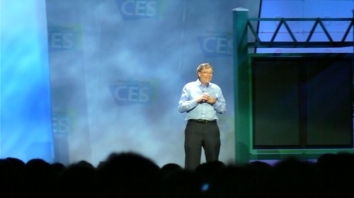 Bill Gates en Consumer Electronics 2008