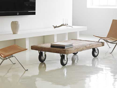 Coffee Table On Wheels Coffee Table Remarkable Brown Rectangle
