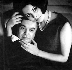 Carlo Ponti e Sofia Loren