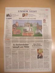 """WAZ """"Unser Vest"""""""