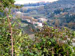 Labastide from Above