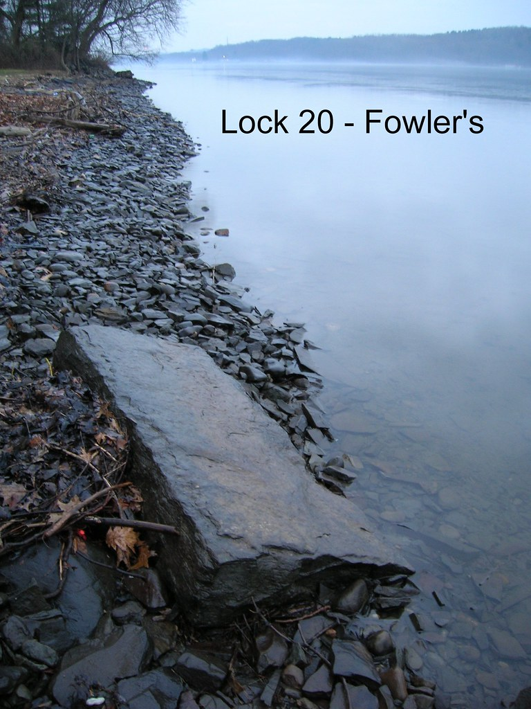 Old Erie Canal Lock 20 - Fowler's