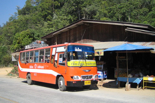 transportation to Pai