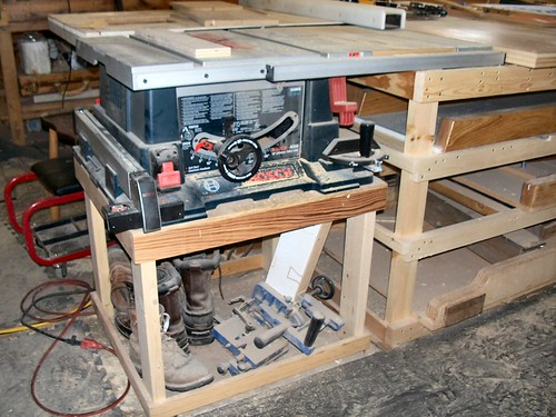 Review Review Of The Bosch 4000 Portable Table Saw And