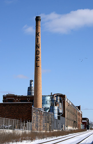 Kindel Furniture Factory Stack