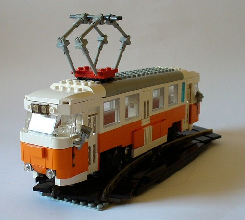 Tatra T-3 tram