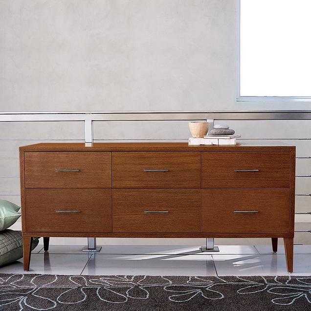Narrow Leg Dresser