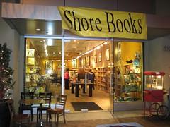 Shore Books in Long Beachh