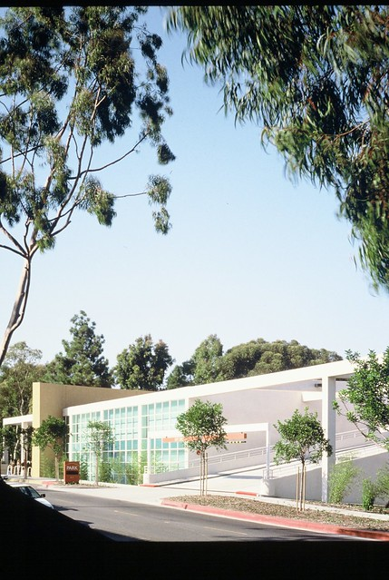 Peninsula Center Library by Palos Verdes Library District
