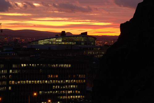 Mercaderes y atardeceres: Edimburgo (2)