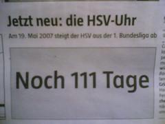 HSV-Uhr
