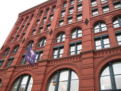 Puck Building (I think) by leeno, on Flickr