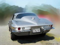 1965 Sting Ray (kenmojr) Tags: car stingray antique corvette vette musclecar classicauto performancecar krm kenmojr