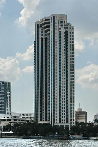 Vista del Hotel Peninsula Bangkok