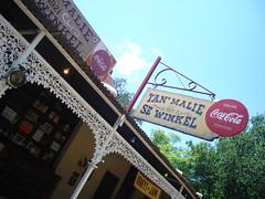 Tan Mallie se winkel